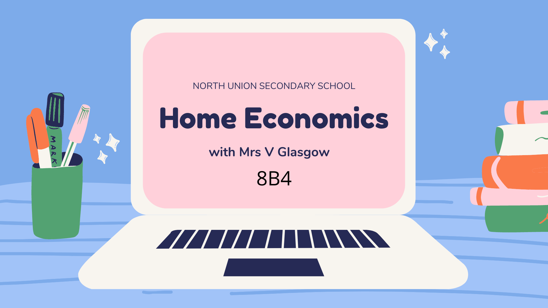 Home Economics [8B4]